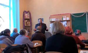 Родительское собрание в Ялте Февраль 2017 2ч